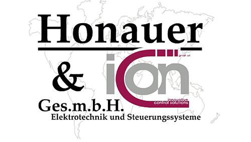 HonauerIcon Logo